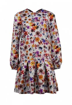 Платье LUBLU                                                                                                              многоцветный цвет