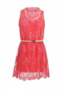 Платье Luk Ap                                                                                                              розовый цвет