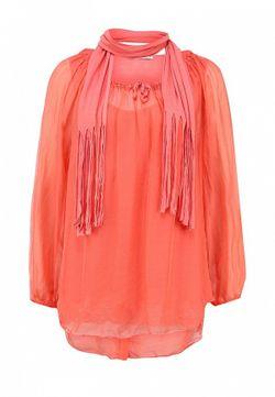 Блуза Luk Ap                                                                                                              розовый цвет