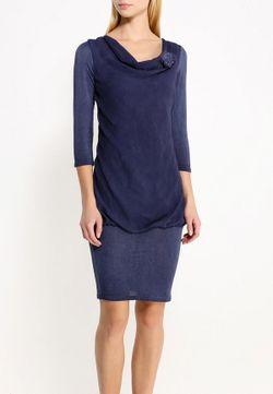 Платье Luk Ap                                                                                                              синий цвет