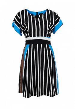 Платье LuAnn                                                                                                              чёрный цвет