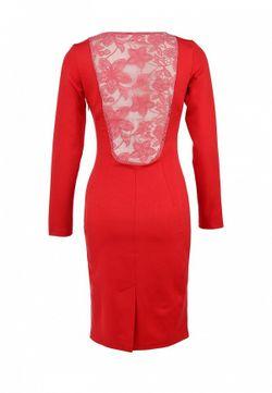 Платье LuAnn                                                                                                              красный цвет