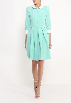 Платье LuAnn                                                                                                              зелёный цвет