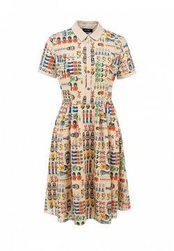Платье LuAnn                                                                                                              бежевый цвет