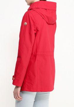 Куртка Luhta                                                                                                              красный цвет