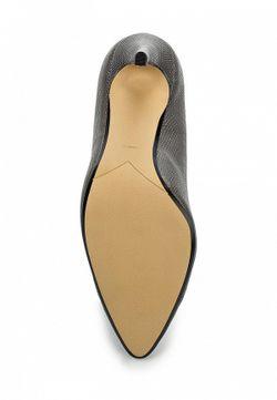Туфли Mango                                                                                                              серый цвет