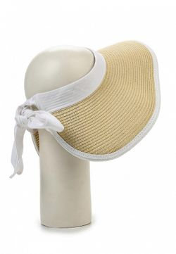Шляпа Mango                                                                                                              бежевый цвет