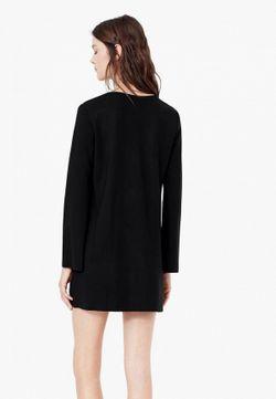 Платье Mango                                                                                                              чёрный цвет