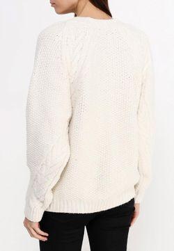 Джемпер Mango                                                                                                              белый цвет
