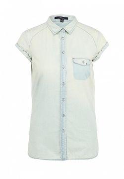 Рубашка Джинсовая Mavi                                                                                                              голубой цвет