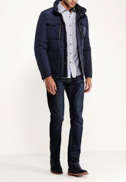 Куртка Утепленная Marciano Guess Guess by Marciano                                                                                                              синий цвет