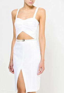 Платье Guess by Marciano                                                                                                              белый цвет