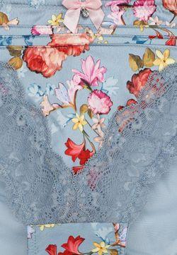 Трусы Marie Meili                                                                                                              голубой цвет