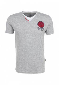 Футболка Marshall Original                                                                                                              серый цвет