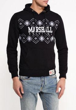 Худи Marshall Original                                                                                                              черный цвет