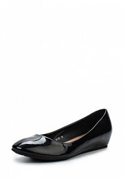 Туфли Max Shoes                                                                                                              чёрный цвет