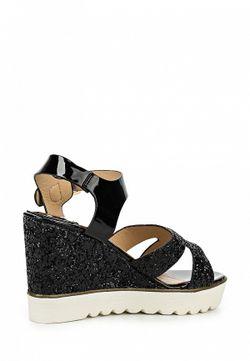 Босоножки Max Shoes                                                                                                              чёрный цвет