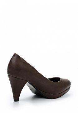 Туфли Malien                                                                                                              коричневый цвет