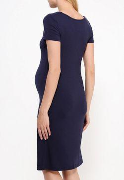 Платье Mamalicious Mama Licious                                                                                                              синий цвет