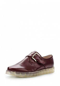 Ботинки Martin Pescatore                                                                                                              красный цвет