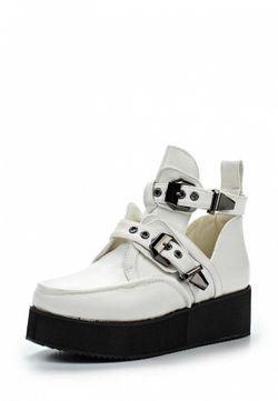 Ботинки Martin Pescatore                                                                                                              белый цвет