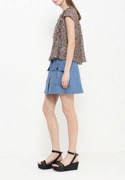 Блуза MAX&Co                                                                                                              многоцветный цвет