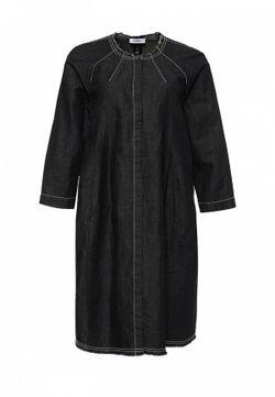 Платье Джинсовое MAX&Co                                                                                                              синий цвет