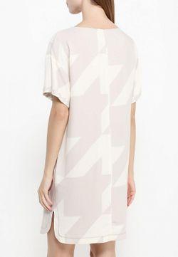 Платье MAX&Co                                                                                                              бежевый цвет