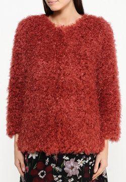 Полупальто MAX&Co                                                                                                              красный цвет