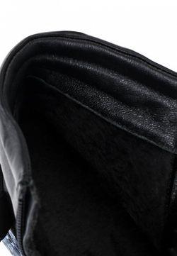 Кеды Marcella                                                                                                              черный цвет