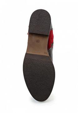 Ботинки Mamma Mia                                                                                                              красный цвет