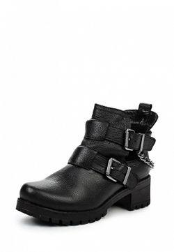 Ботинки Mamma Mia                                                                                                              черный цвет