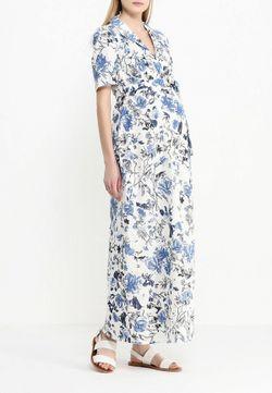 Платье MammySize                                                                                                              многоцветный цвет