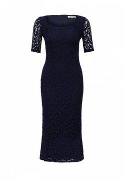 Платье MAST                                                                                                              синий цвет