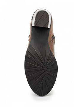 Полусапоги Marco Tozzi                                                                                                              коричневый цвет