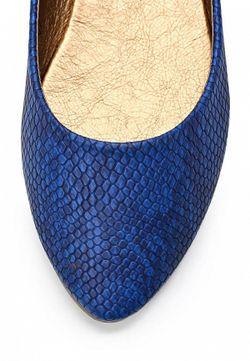 Туфли Marie Collet                                                                                                              синий цвет