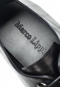 Туфли Marco Lippi                                                                                                              черный цвет