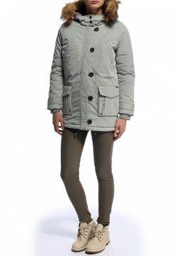 Куртка Утепленная Maison Scotch                                                                                                              серый цвет