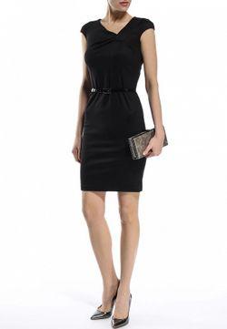 Платье MadaM T                                                                                                              черный цвет