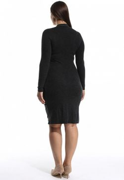 Платье MadaM T                                                                                                              серый цвет