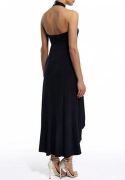 Платье MadaM T                                                                                                              синий цвет