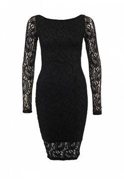 Платье Madmilk                                                                                                              чёрный цвет