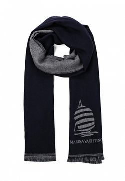 Шарф Marina Yachting                                                                                                              синий цвет