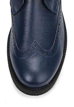 Ботинки McCrain                                                                                                              синий цвет