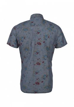 Рубашка McCrain                                                                                                              синий цвет