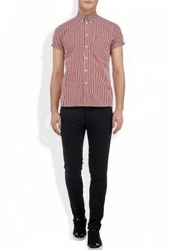 Рубашка Merc                                                                                                              красный цвет