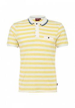 Поло Merc                                                                                                              желтый цвет