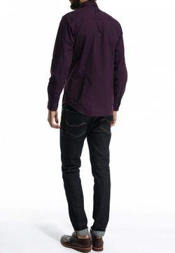 Рубашка Merc                                                                                                              фиолетовый цвет