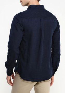 Рубашка MeZaGuz                                                                                                              синий цвет