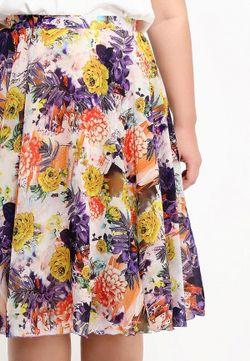 Юбка Milana Style                                                                                                              многоцветный цвет